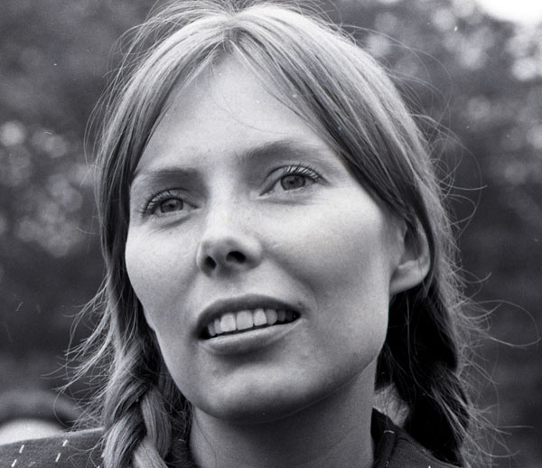 joni mitchell california