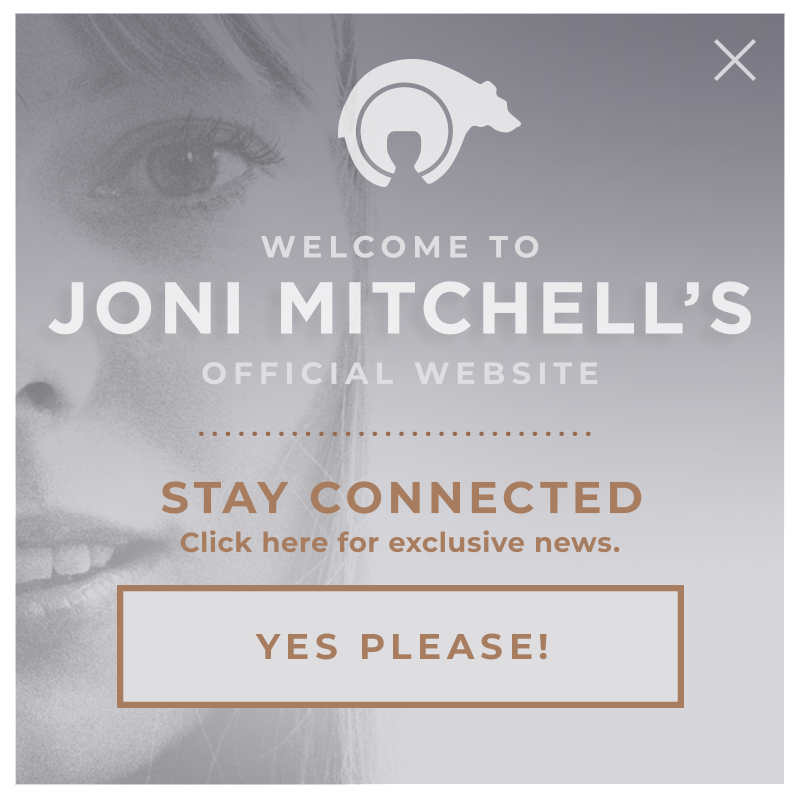 Joni Mitchell Archives